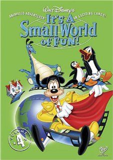 Walt Disney's It's a Small World of Fun 4: Sterling Holloway, Pinto Colvig, Clarence Nash, Kenny Baker, Jessica Dragonette, Tudor Williams, Rafael Mendez, Joaquin Garay, Ben Sharpsteen, Jack Kinney, Wilfred Jackson, Walt Disney, Bill Peet, Brice Ma