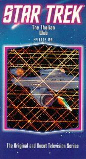 Star Trek   The Original Series, Episode 64: The Tholian Web [VHS]: William Shatner, Leonard Nimoy, DeForest Kelley, Nichelle Nichols, James Doohan, Bill Blackburn, Eddie Paskey, Frank da Vinci, George Takei, Jeannie Malone, Walter Koenig, Majel Barrett, H