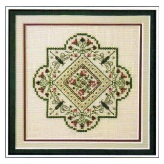 Dragonfly Dreams Cross Stitch Pattern: