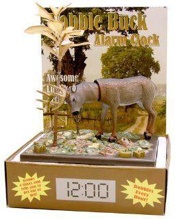 BHS Bobble Buck Alarm Clock: Sports & Outdoors