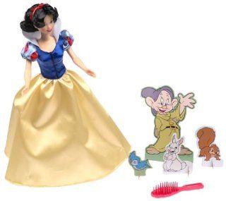 DISNEY Classics Snow White & the Seven Dwarfs Collectible Doll Toys & Games