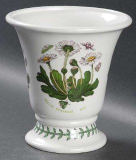 "Portmeirion Botanic Garden 5"" Cache Pot Vase, Fine China Dinnerware   Home And Garden Products"