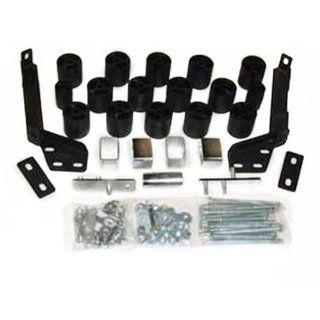 "Performance  Accessories  673  3"" Body Lift Kit  Dodge  P/U  Ram  150025003500  97 01(Exc  99 00  Sport,  Exc  2000: Automotive"