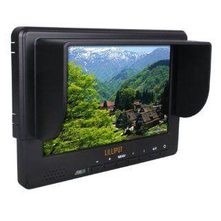 "Lilliput 7"" LCD Video Monitor with HD SDI, HDMI & YPbPr Input,Lilliput 667GL 70NP/H/Y/S;Input Signal HD SDI(optional), HDMI, YPbPr,AV1/AV2 Computers & Accessories"