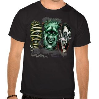 Halloween Monsters T shirt