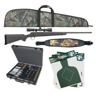 Whitetail Ready Package with Remington Model 700 ADL Centerfire Rifle .308 Win 97128