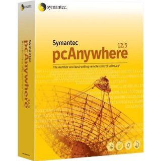 Symantec PCAnywhere 12.5 [Host]: Software