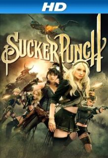 Sucker Punch [HD]: Emily Browning, Abbie Cornish, Jena Malone, Vanessa Hudgens:  Instant Video