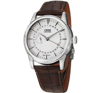 Oris Artelier Automatic Small Second Pointer Date Stainless Steel Mens Watch 01 744 7665 4051 07 1 22 73FC Oris Watches