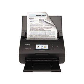 ImageCenter ADS 2500W Wireless Desktop Scanner, 600 x 600 dpi, 50 Shee   Document Scanners