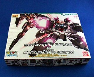 GUNDAM SERAPHIM & SERAVEE HG 1/144 Clear color ver. Gunpla Expo limited: Toys & Games