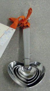 Hallmark Mother's Day GLS4115 Grandma Heart Shaped Measuring Spoons