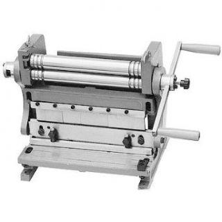 30 INCH 3 IN 1 SHEET METAL MACHINE SHEAR  BRAKE & ROLLER Power Shears Industrial & Scientific