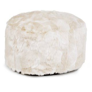 Howard Elliott 871 758 Small Pouf, Luscious   Pet Beds