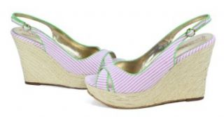 LILLY PULITZER Women's Picture Perfect Wedge: Shoes