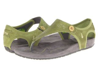 Ahnu Serena Womens Shoes (Green)