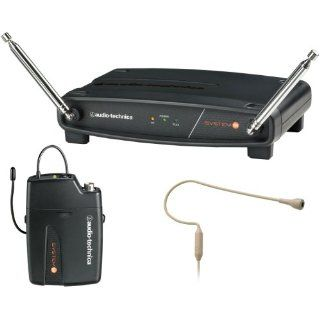 Audio Technica ATW 801/H92 TH T2 Wireless Microphone System Musical Instruments