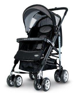 Zooper Bolero Stroller Black  Standard Baby Strollers  Baby