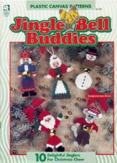 Jingle Bell Buddies Plastic Canvas Leaflet Book