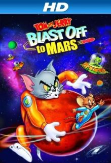 Tom and Jerry: Blast Off To Mars [HD]: Jeff Bennett, Corey Burton, Brad Garrett, Bill Kopp:  Instant Video