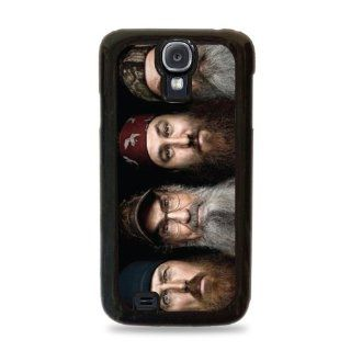 818 Duck Dynasty Samsung Galaxy S5 Silicone Case   Black: Cell Phones & Accessories