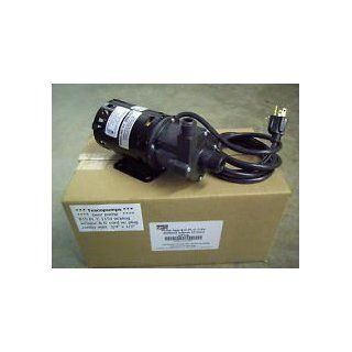 MARCH 815 PL C PUMP WITH CORD AND PLUG BY TESCO Portable Power Water Pumps Industrial & Scientific