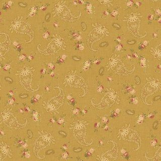 Waverly 5512081 Prelude Paisley Wallpaper, Beige, 20.5 Inch Wide   Paisley Decor