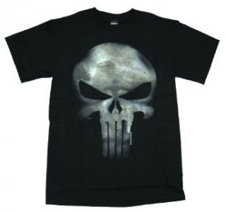 T Shirt   The Punisher   No Sweat: Movie And Tv Fan T Shirts: Clothing