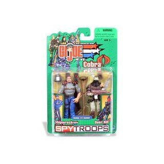 G.I. Joe: Spy Troops   Shipwreck and Over Kill: Toys & Games