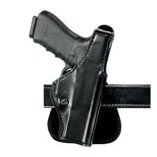 Safariland 5188 Paddle Holster for Pistols   STX Plain Black, Left Hand 5188 832 412  Gun Holsters  Sports & Outdoors