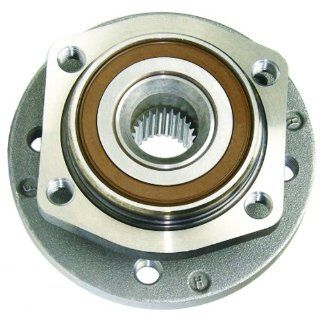 513174 Axle Bearing & Hub Assembly, VOLVO 850, C70, S70, V70, Front Driven Hub without ABS Automotive
