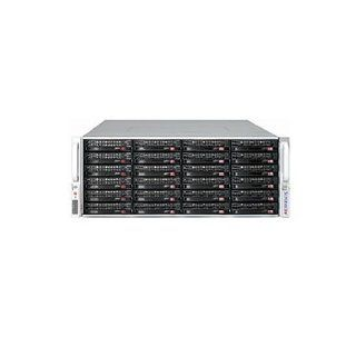 Supermicro SC847 E26 R1400UB CSE 847E26 R1400UB   Rack mountable   4U   extended ATX   SATA/SAS   hot swap   power supply 1400 Watt   black: Computers & Accessories