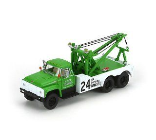 HO RTR Ford F 850 Tow Truck, Al Reid Towing Toys & Games