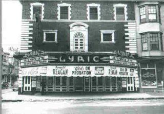 Photo Shenandoah Pennsylvania Lyric Theater   Photographs