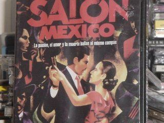 Salon Mexico: Manuel Ojeda, Alberto Estrella, Maria Rojo: Movies & TV