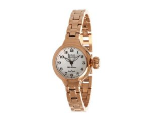 Miami Beach by Glam Rock Art Deco 26mm Gold Plated Watch   MBD27179 Rose Gold