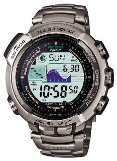 CASIO protrek tough solar signal radio MANASLU MULTIBAND 6 PRX 2500T 7JF men's watch Watches
