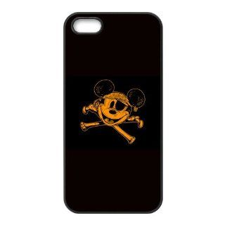 Disney Cute Cartoon Mickey Mouse Style Rubber Case for Iphone 5: Cell Phones & Accessories