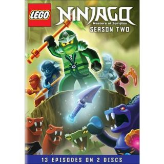 LEGO Ninjago Masters of Spinjitzu   Season Two
