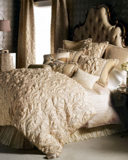 King Damask Duvet Cover, 108 x 95   Dian Austin Couture Home