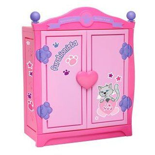 Build A Bear Workshop Pink Beararmoire® Fashion Case Toys & Games