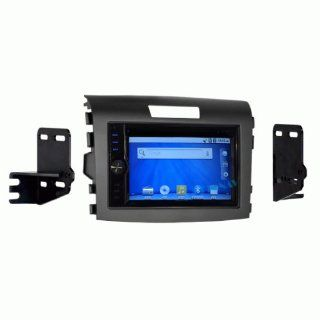 OTTONAVI Honda CRV 2012 and up In Dash Double Din Android Multimedia K Series navigation Radio with Complete Kit  In Dash Vehicle Gps Units  GPS & Navigation