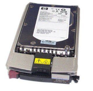 Compaq 411261 001 Compaq 300GB 15K DISK SCSI U320 UNI HS (411261001): Computers & Accessories
