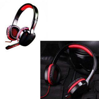 LeexGroup� SADES SA 904 Gamers 7.1 Sound Effect Gaming Headphone with Microphone: Electronics