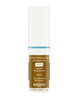 Super Stick Solaire Sun Sensitive Areas Broad Spectrum Sunscreen SPF30,