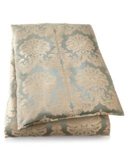 Queen Damask Duvet Cover, 90 x 98   Isabella Collection by Kathy Fielder