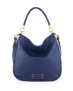Too Hot To Handle Hobo Bag, Deep Ultraviolet   MARC by Marc Jacobs