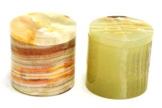 Light Green Onyx Pill Boxes  PB02WO   Decorative Boxes