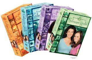 Gilmore Girls   The Complete First Four Seasons: Lauren Graham, Alexis Bledel, Keiko Agena, Scott Gordon Patterson, Yanic Truesdale, Kelly Bishop, Edward Herrmann, Melissa McCarthy, Sean Gunn, Liza Weil, Liz Torres, Jared Padalecki, Adam Nimoy, Alan Myerso