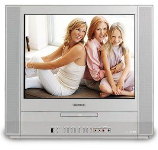 "Toshiba MD20F12 � 20"" Diagonal FST PURE� TV/DVD Combination Electronics"